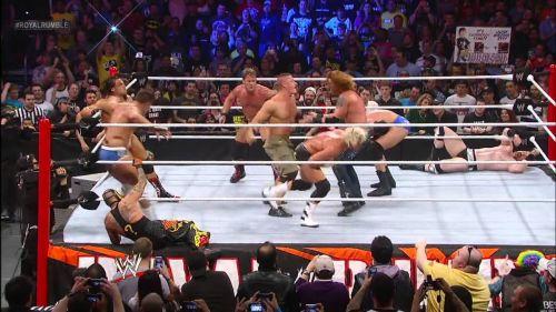 The Royal Rumble