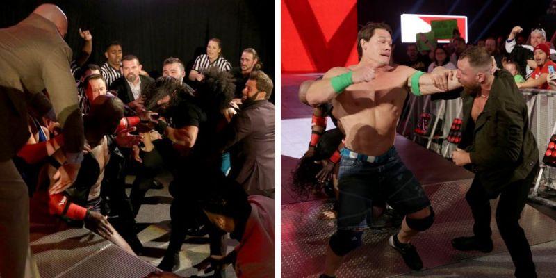 Wwe Raw Results January 7th 2019 Latest Monday Night Raw Winners