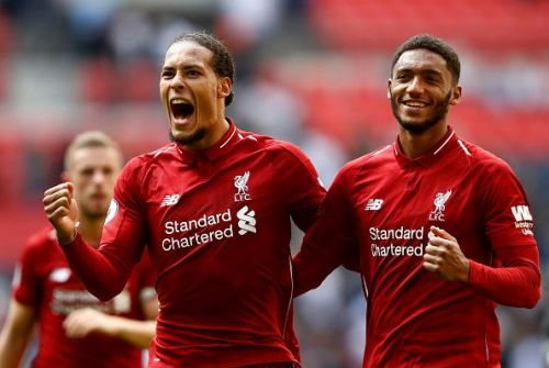 Injuries have left Liverpool short in the centre-back position