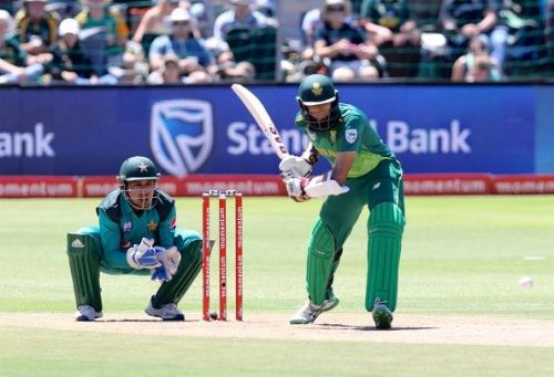 South Africa v Pakistan - 1st Momentum One Day International