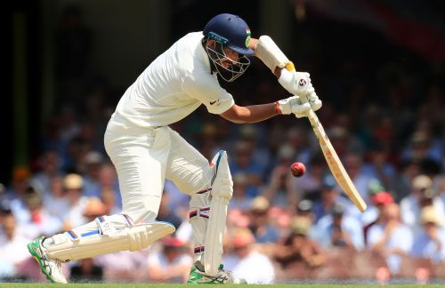 Pujara proved his mettle once again in the series against Australia