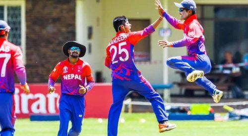 Nepal will be eager to make a mark during the inaugural UAE tour.