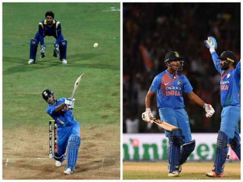 Gambhir wants DK and MSD to lead to wc 2019
