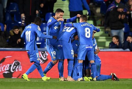 Getafe CF has an almost fully fit squad to call upon