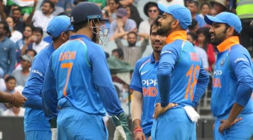 India started the series on a high