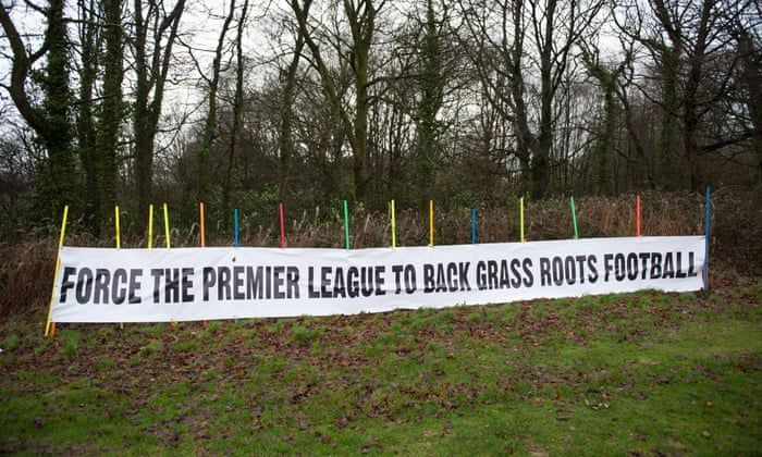 Concerns have been raised about Grassroots football in England