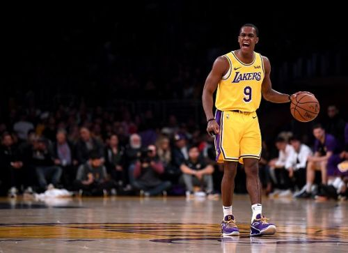 Rondo was in his elements against the Suns