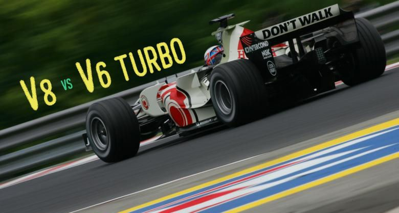 F1 Insights: Why the V8 era was superior to the current V6