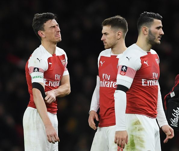Arsenal will be looking to put aside their loss to Manchester United in the weekend