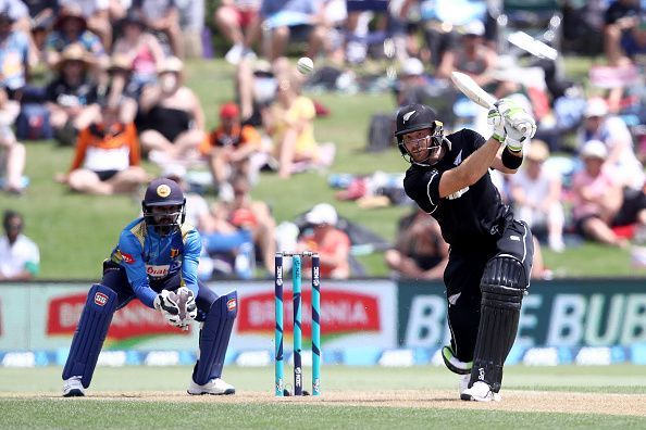 Martin Guptill is a very dangerous batsman at the top of the order