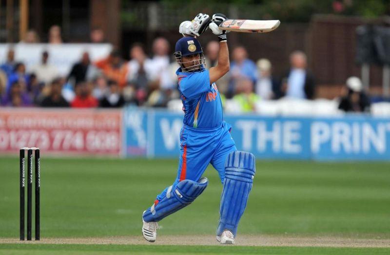 Page 10 - India's playing XI from Sachin Tendulkar's debut match ...