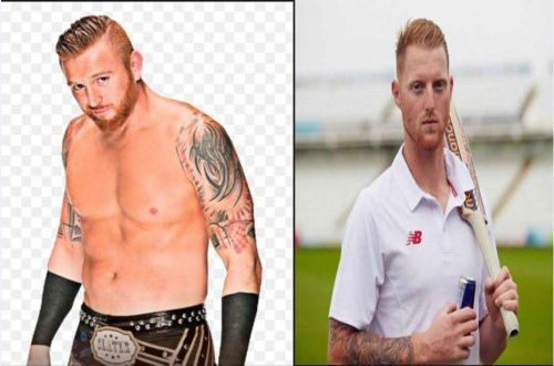 Heath Slater and ben stokes