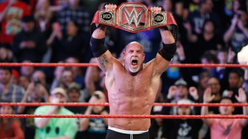 Will Goldberg sign with AEW?