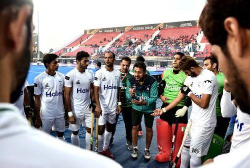Belgium v Pakistan - FIH Men's Hockey World Cup