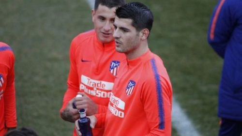 Morata is now on loan at Atletico Madrid, with a buy-out option worth 48.5 million.
