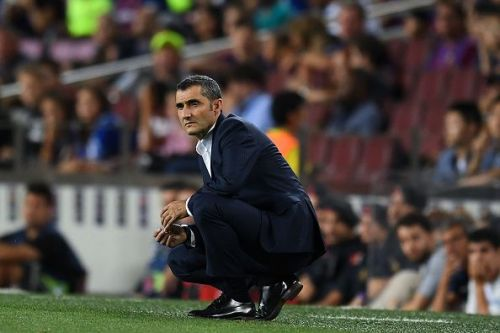 Ernesto Valverde's side are going to host Eibar this week