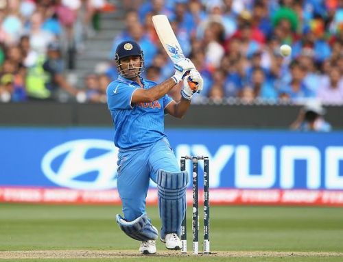 MS Dhoni is one of the greatest finishers of all time