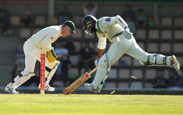 Third Test - Australia v Pakistan: Day 2