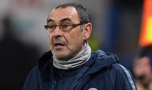 Sarri is critical of the controversial VAR decision