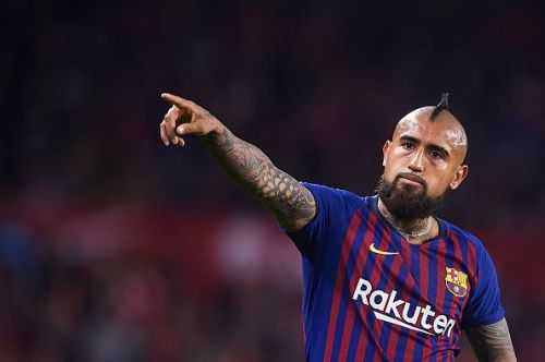Vidal's fiery temper would be welcomed in the WWE