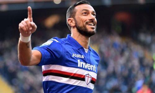 Fabio Quagliarella is in the form of his life