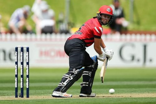 Erin Bermingham scored an unbeaten 61 for the Canterbury Magicians