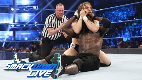 Truth made sure to get a measure of revenge against Bryan