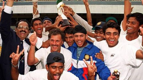 Anup Dave's slow left-arm orthodox bowling was the key in India's maiden Under 19 orld cup triumph in 1999-2000.