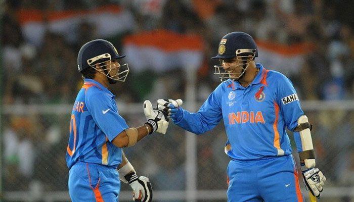 Sachin Tendulkar and Sehwag had few memorable opening partnerships during their period