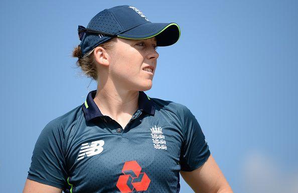 England Women v New Zealand Women - 1st ODI: ICC Women
