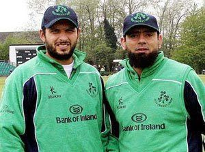 Afridi and Saqlain - complemented each other very well