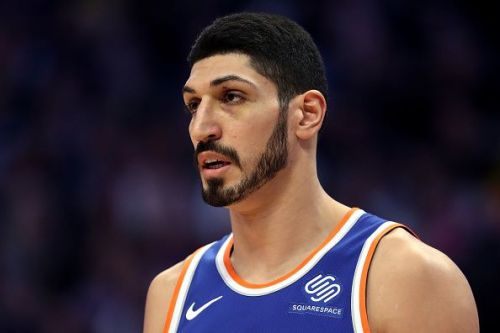 New York Knicks center Enes Kanter is being heavily linked with a trade away from the team