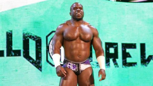 Apollo Crews is one of the superstars that needs a heel turn.