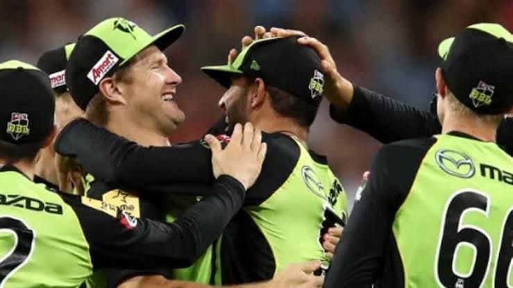 Sydney Thunder bank on their previous record against Stars.