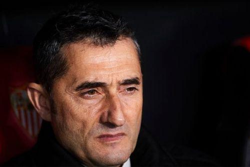 Sevilla v FC Barcelona - Copa del Rey Quarter Final