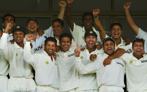 India won a historic series on Pakistani soil in 2004