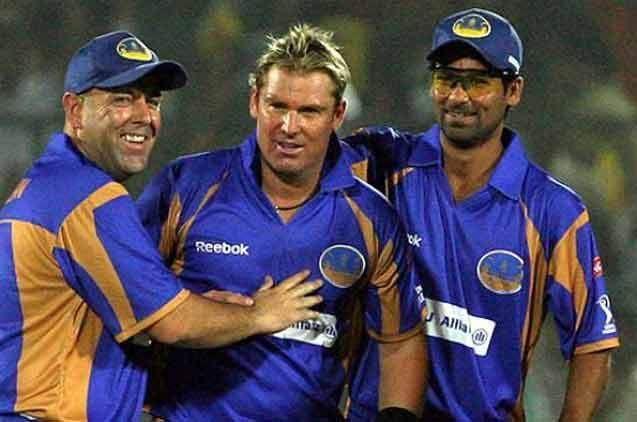 डैरेन लेहमन2008आईपीएल में राजस्थान रॉयल्स के लिए बतौर खिलाड़ी खेलते हुए नजर आये थे