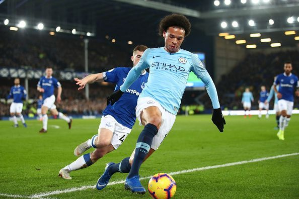 Leroy Sane will visit Schalke 04 for the first time after leaving them