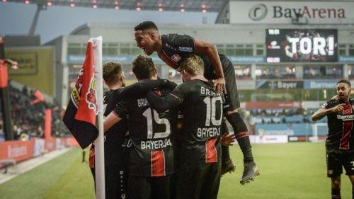 Leverkusen secure a well-deserved win over Bayern