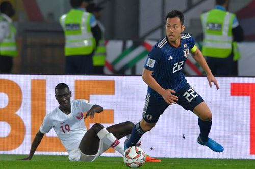 Japan captain Maya Yoshida was the rock at the heart of Japan's run to the Asian Cup final