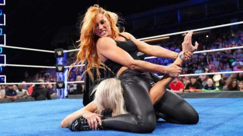 The match should purely be Ronda and Ruby and not a tea party