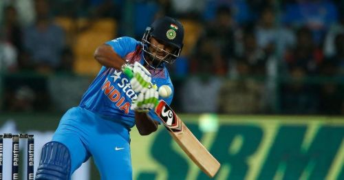 An aggressor like Rishabh Pant might be sent at No.3 if openers get off to a flying start.