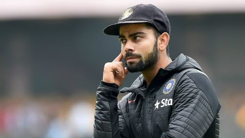 Virat Kohli could be the one to surpass the great Master Blaster's numbers.