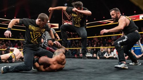 We saw yet another exciting episode of NXT this week