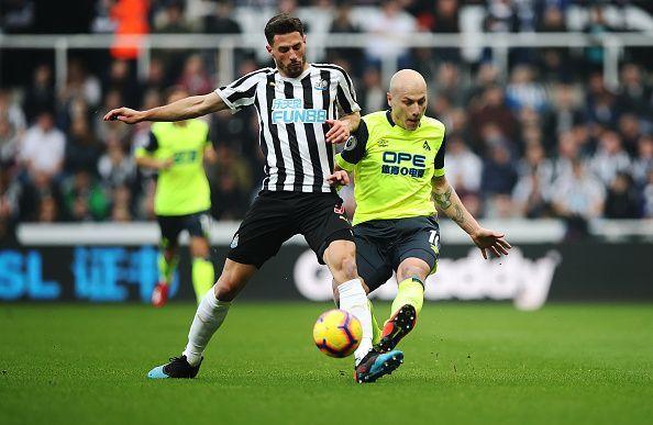 Newcastle United v Huddersfield Town - Premier League