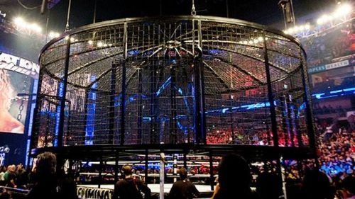 The Elimination Chamber structure