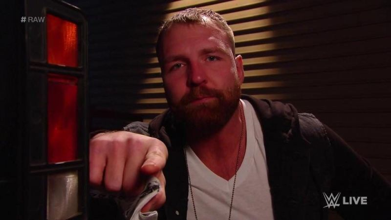 Dean Ambrose will quit the WWE in April 2019