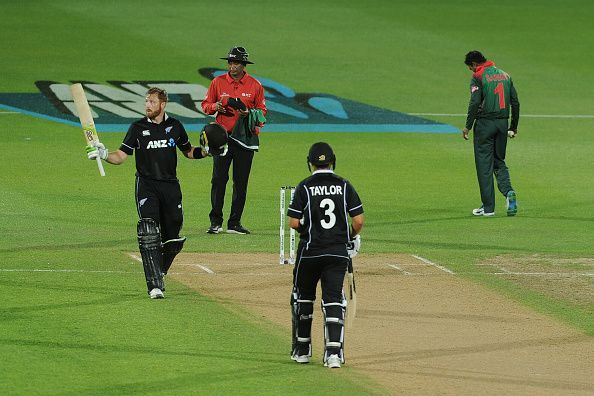 Guptill scored brilliant century