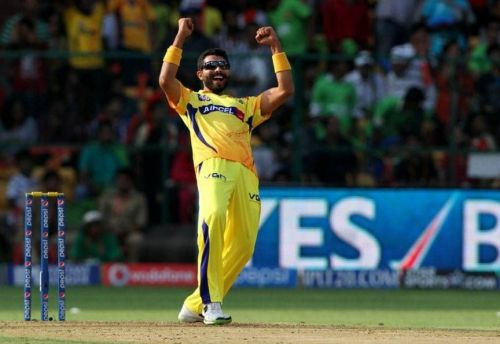 Jadeja has bowled tight spells for CSK over the years