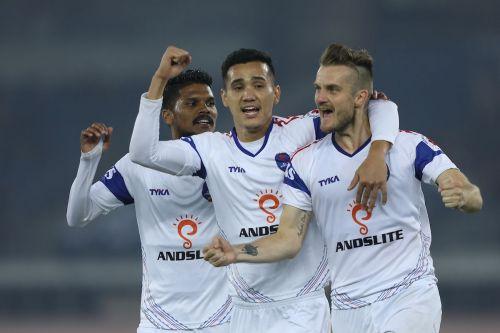 Delhi Dynamos were deserving winners in the end (Photo: ISL)